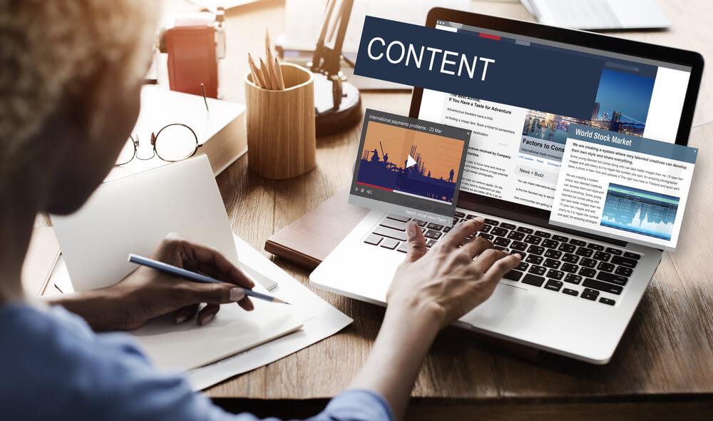 Купить контент для сайта