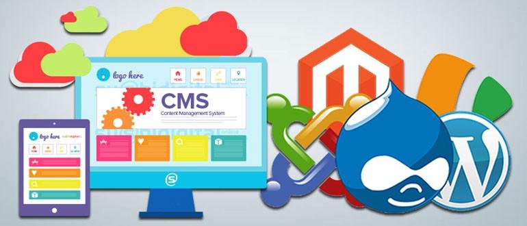 Программы для создания веб-сайтов