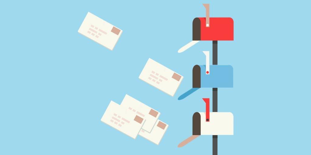 сервисы одноразовых почтовых ящиков