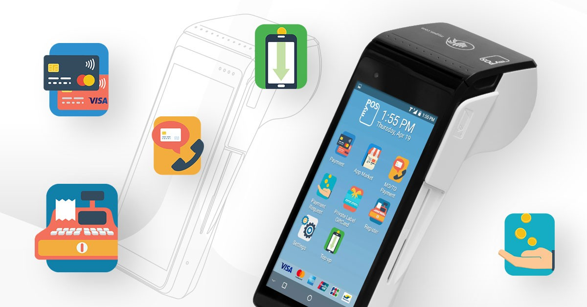 Advantages of a Smart Terminal How a Smart Payment Terminal Can Help Your Business