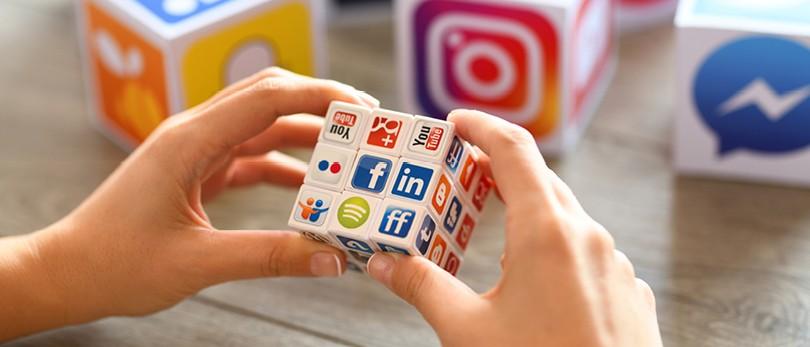 sl social media and apps