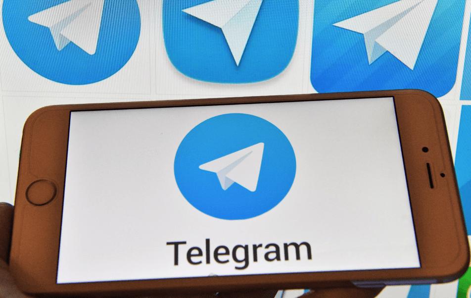 Вакансии в телеграмм