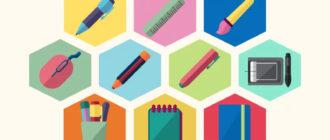 Иконки и исходники для создания дизайна