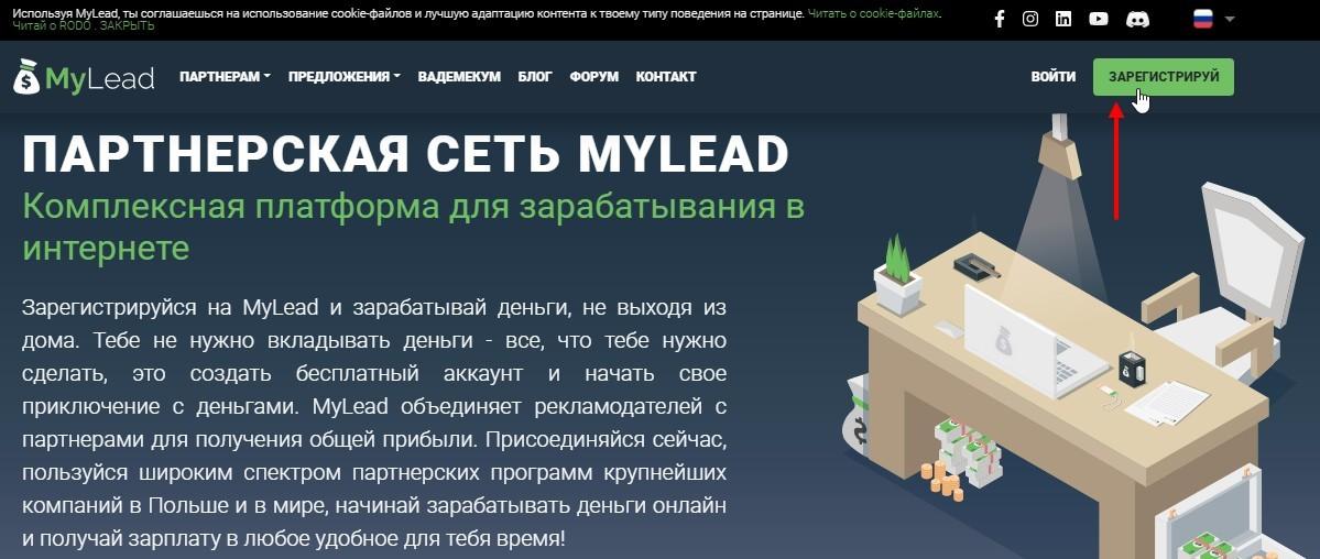 maylid registratsiya