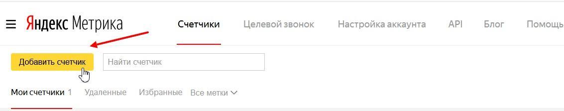 Что такое Яндекс Метрика 1